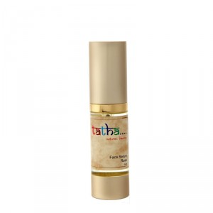 Buy Tatha Nature's Blessing Face Serum - Rose - Nykaa