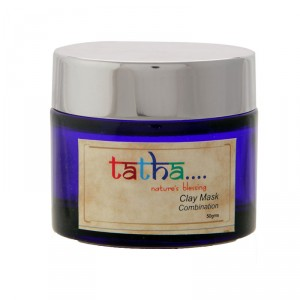 Buy Herbal Tatha Nature's Blessing Clay Mask Combination - Nykaa