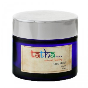 Buy Tatha Nature's Blessing Face Wash - Neem - Nykaa