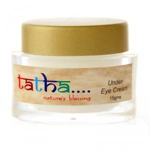 Buy Tatha Nature's Blessing Under Eye Cream - Nykaa