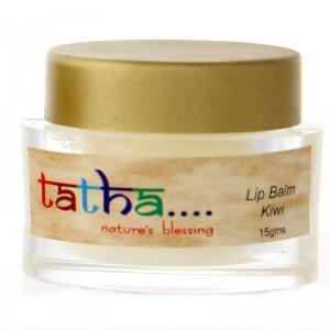 Buy Tatha Nature's Blessing Lip Balm - Kiwi - Nykaa