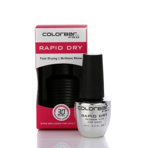 Buy Colorbar Rapid Dry Top Coat - Nykaa