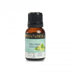Buy Soulflower Tea Tree Essential Oil - Nykaa