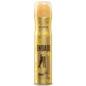 Buy Engage Woman Bodylicious Deo Spray - Tempt - Nykaa