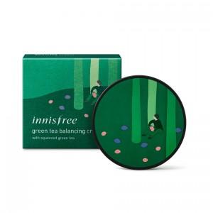 Buy Innisfree Green Tea Balancing Cream Limited - 01 - Nykaa