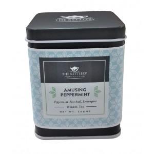 Buy The Kettlery Amusing Peppermint (Herbal Tea) - Nykaa