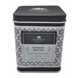 Buy The Kettlery Sindbad's Baklava (Mate Tea) - Nykaa