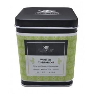 Buy The Kettlery Winter Cinnamon (Green Tea) - Nykaa