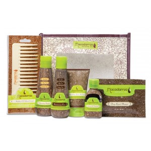 Buy Macadamia's Luxe Travel Bag - Nykaa