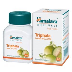 Buy Himalaya Wellness Triphala - 60 Capsules - Nykaa