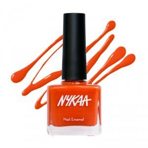 Buy Nykaa Pop Nail Enamel - Tropical Tangerine, No. 41 - Nykaa
