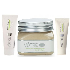Buy Herbal Votre Whitening 3 Steps Clean Up Kit - Nykaa