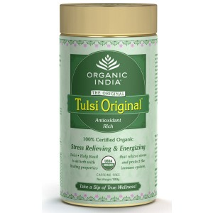 Buy Herbal Organic India Original Tulsi - Nykaa