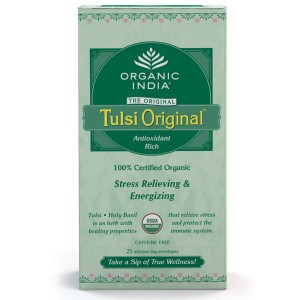 Buy Organic India Original Tulsi - Nykaa
