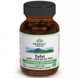Buy Herbal Organic India Tulsi - Nykaa
