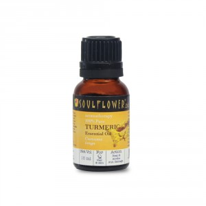 Buy Soulflower Turmeric Essential Oil - Nykaa