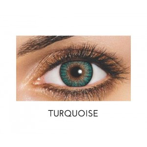 Buy Freshlook Colorblends Lens Turquoise - Nykaa