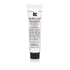 Buy Kiehl's Lip Balm # 1 Cranberry - Nykaa