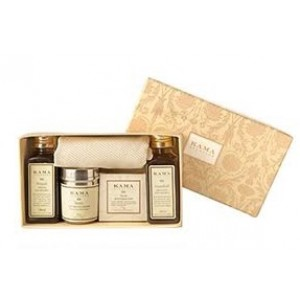 Buy Herbal Kama Ayurveda Ayurvedic Wellness Gift Box - Nykaa