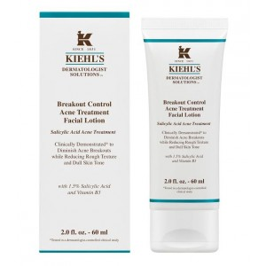 Buy Kiehl's Breakout Control Acne Treatment Facial Lotion - Nykaa