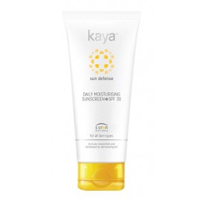 Buy Kaya Daily Moisturizing Sunscreen SPF 30 - Sun Defense (Kaya Daily Moisturising Sunscreen Plus SPF 30) - Nykaa