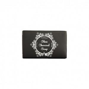 Buy Karite Buerre Shea Charcoal Soap - Nykaa