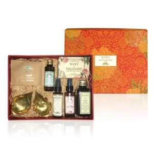 Buy Kama Ayurveda Exclusive Festive Gift Box - Nykaa