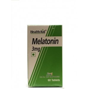 Buy HealthAid Melatonin 3mg - Nykaa