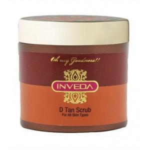 Buy Inveda D Tan Scrub - Nykaa