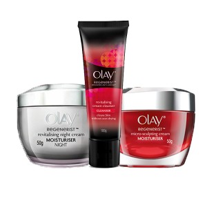 Buy Olay Regenerist Advanced Anti-Ageing Cleanse and Moisturise Regime - Nykaa