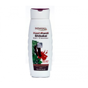 Buy Herbal Patanjali Kesh Kanti Shikakai Hair Cleanser - Nykaa