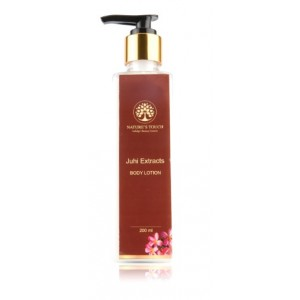Buy Nature's Touch Juhi Extracts Body Lotion - Nykaa