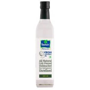 Buy Parachute Naturalz Virgin Coconut Oil - Nykaa