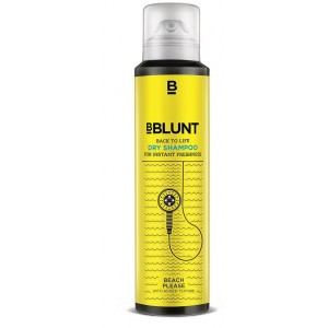 Buy BBLUNT Back To Life Dry Shampoo For Instant Freshness Beach Please - Nykaa