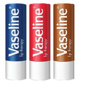Buy Vaseline Lip Therapy - Original + Rosy Lips + Cocoa - Nykaa