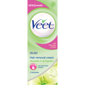 Buy Veet Hair Removal Cream For Dry Skin - Nykaa