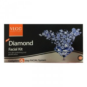 Buy Herbal VLCC Diamond Single Facial Kit  - Nykaa