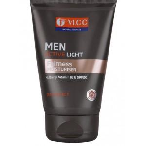 Buy VLCC Men Active Light Fairness Moisturiser - Nykaa