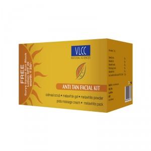 Buy VLCC Anti Tan Facial Kit (5 Facials) - Nykaa