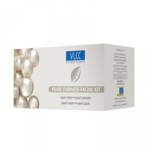 Buy VLCC Pearl Fairness Facial Kit (1kit) - Nykaa