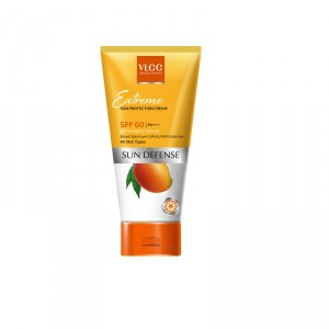 Buy Herbal VLCC Extreme Sun Screen Cream SPF 60 - Nykaa