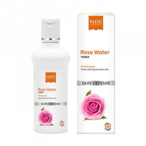 Buy VLCC Rose Water Toner - Nykaa