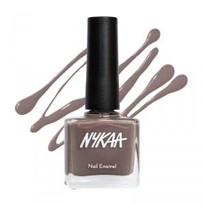 Buy Nykaa Pastel Nail Enamel - Violet Macroon, No. 81 - Nykaa