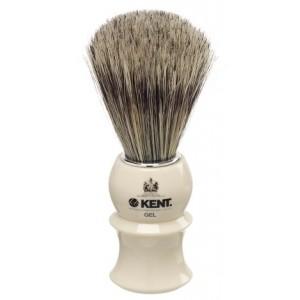 Buy Herbal Kent White Socket-Blended Filaments Shaving Brush - Nykaa