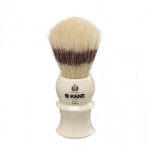 Buy Kent White Socket Pure Bristle Badger Effect Shaving Brush - Nykaa