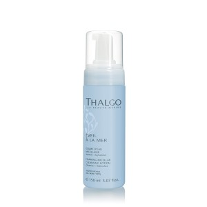 Buy Thalgo Foaming Micellar Cleansing Lotion - Nykaa