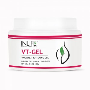 Buy INLIFE Vaginal Tightening Gel, 100g For Revitalizing Skin and Immense Pleasure - Nykaa