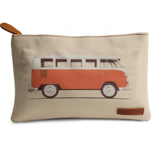 Buy DailyObjects VW Minibus Carry-All Pouch Medium - Nykaa