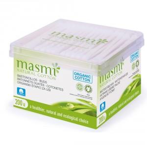 Buy Masmi Organic Cotton Buds - Nykaa
