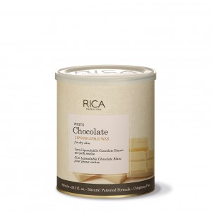 Buy Rica White Chocolate Liposoluble Wax For Dry Skin - Nykaa